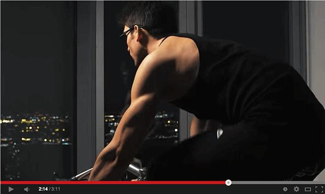 未來科技 - 互動式健身之一