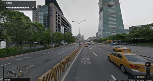 Google 街景