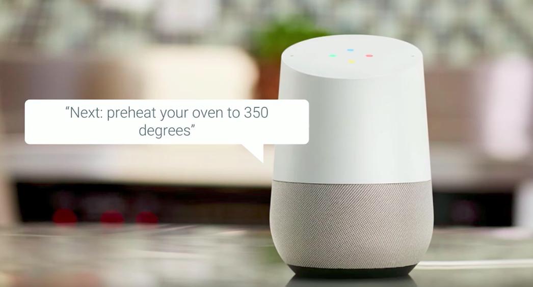 Google Home 智慧聲控裝置