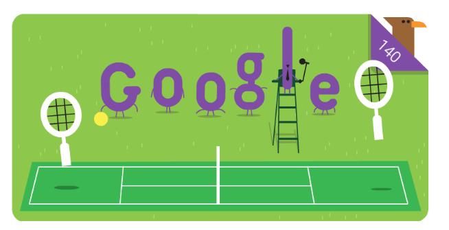 令人愉悅的 Google Doodle 動態圖像