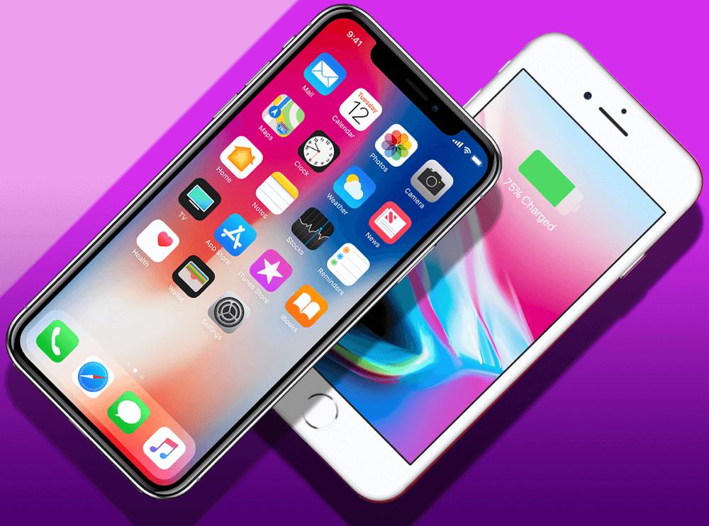 iPhonex 的互動原型