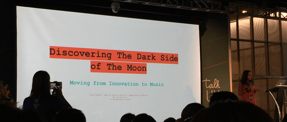 Moving from Innovation to Music