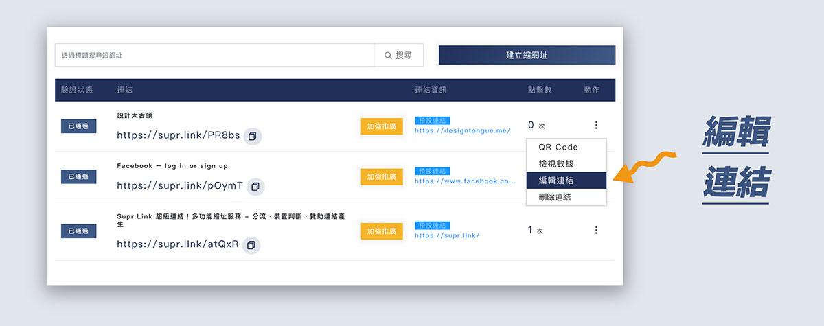 Supr.Link 最安全的縮網址服務  